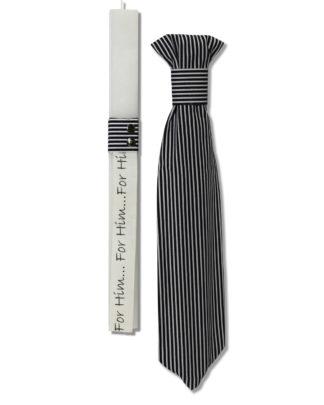 λαμπάδα με θηκη γραβάτα